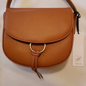 Handbags - JJ Winters Ivy Leather Crossbody Bag Rachel Zoe